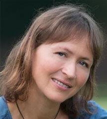 Inke Weissenborn, Mitarbeiterin bei der Stiftung Gesundheit und Ernährung Schweiz