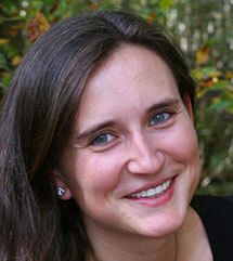 Foto von Natalie Sidler, Mitarbeiterin bei der Stiftung Gesundheit und Ernährung Schweiz
